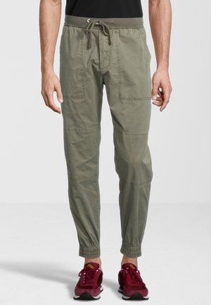 Tracksuit bottoms - military