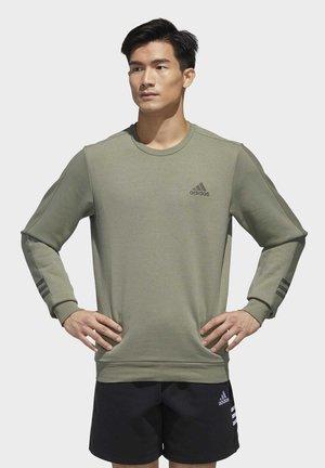 ESSENTIALS COMFORT SWEATSHIRT - Sweatshirt - green