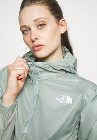 The North Face - WINDY PEAK ANORAK - Outdoor jacket - silver blue - 3