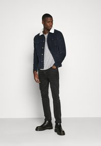 Denim Project - TEDDY JACKET - Tunn jacka - navy - 1