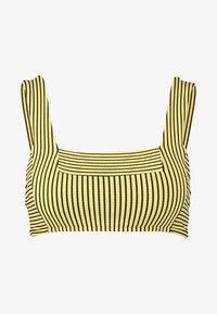 Seafolly - TANK - Bikini top - lime light - 3