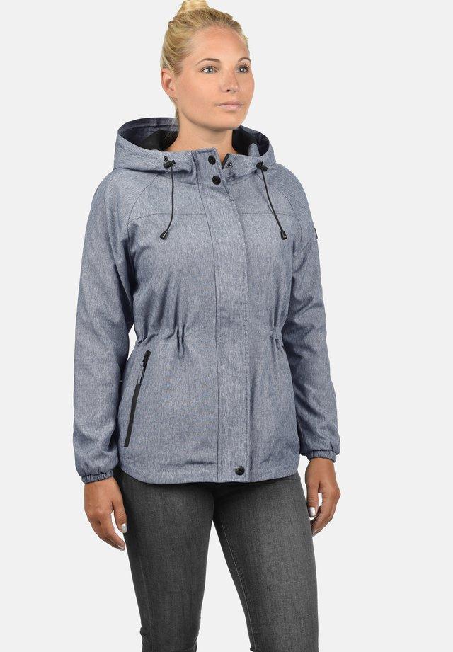 WINDBREAKER ODA - Outdoor jacket - navy