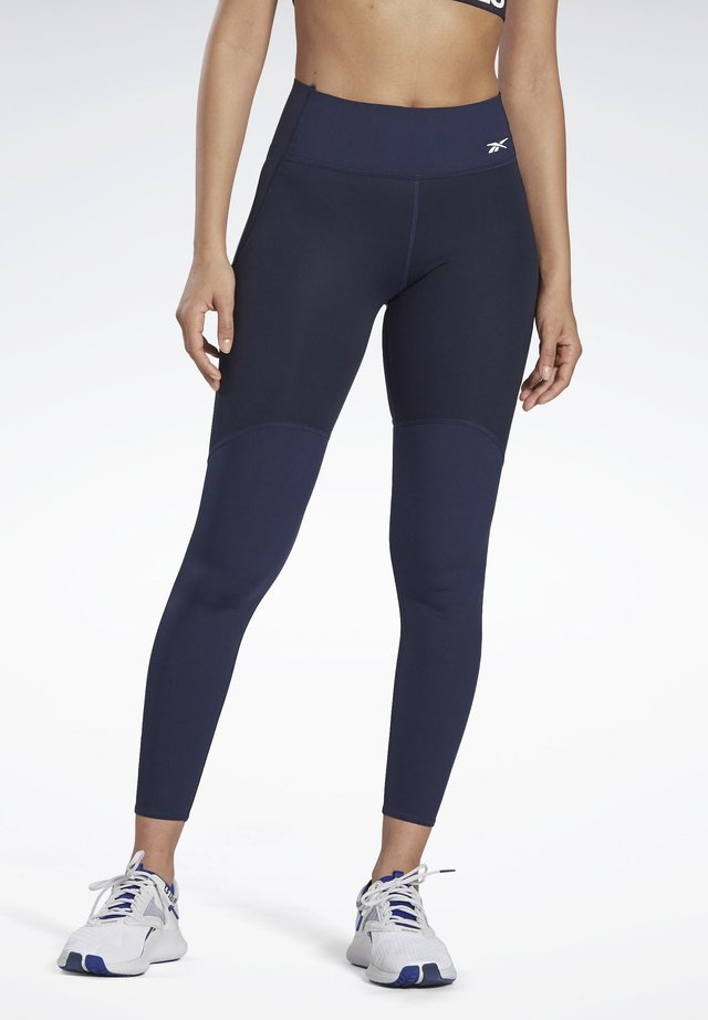 LES MILLS® PUREMOVE LEGGINGS - Collants - blue