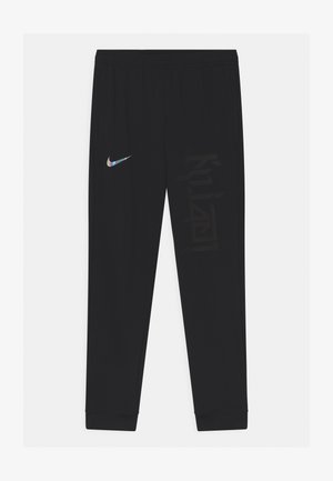 KYLIAN MBAPPE UNISEX - Spodnie treningowe - black