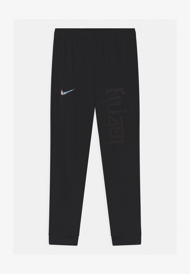KYLIAN MBAPPE UNISEX - Teplákové kalhoty - black