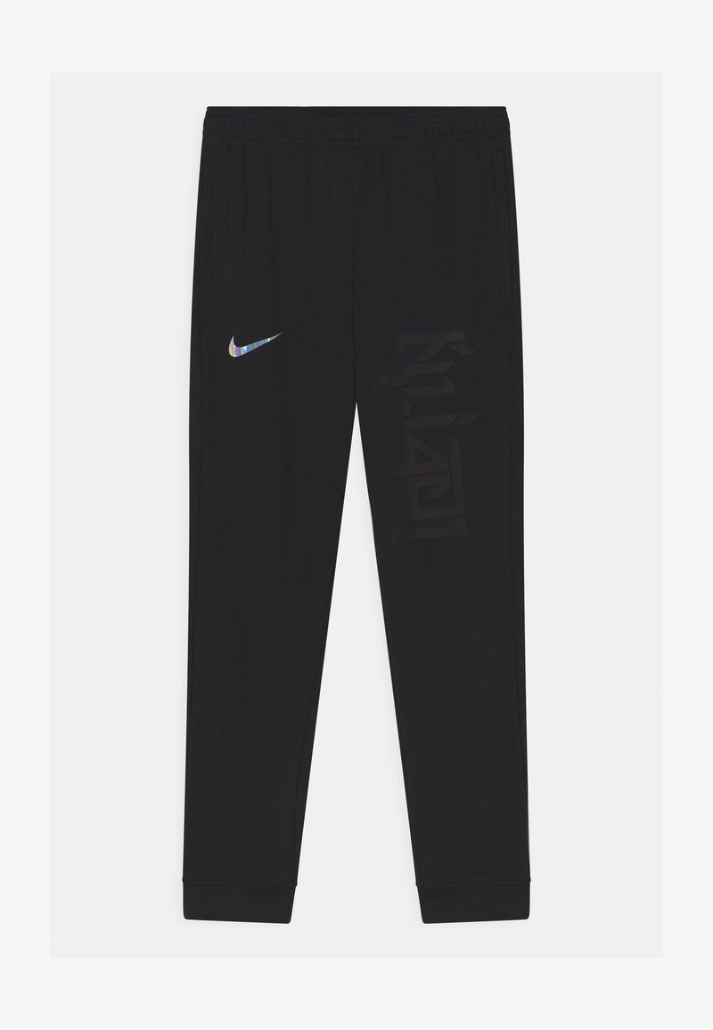 Nike Performance - KYLIAN MBAPPE UNISEX - Tracksuit bottoms - black