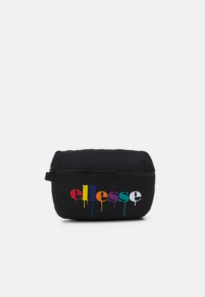 ALSO UNISEX - Bum bag - black