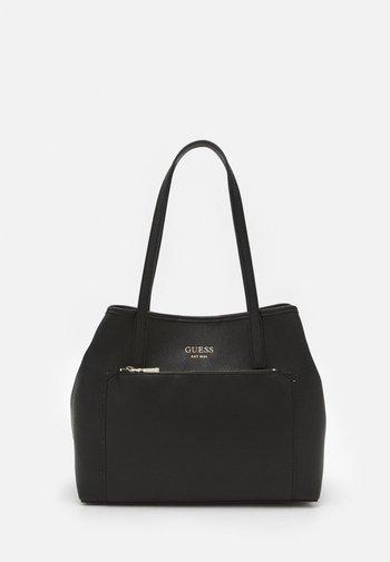 VIKKY ROO TOTE SET - Tote bag - black