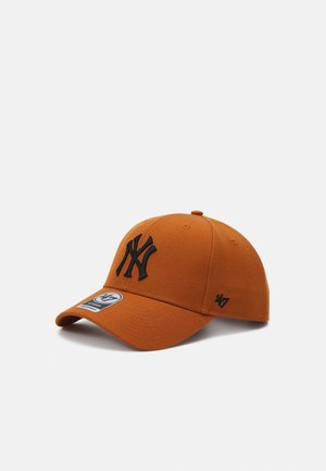 MLB NEW YORK YANKEES '47 MVP SNAPBACK UNISEX - Pet - burnt orange