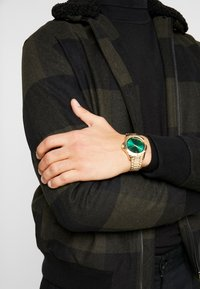Topman - Watch - gold-coloured - 0