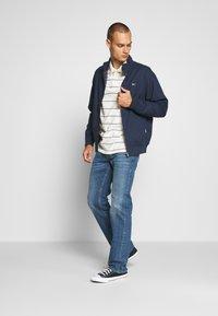 Diesel - LARKEE-X - Straight leg jeans - indigo - 1