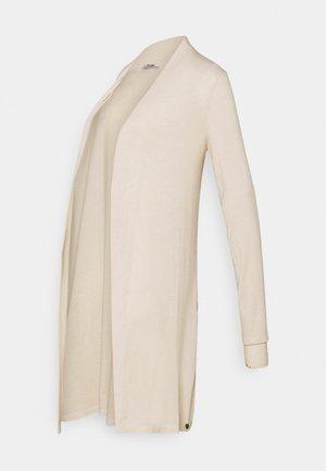 CARDIGAN LONG - Cardigan - off white