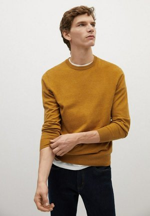 TEN - Sweatshirt - ocre