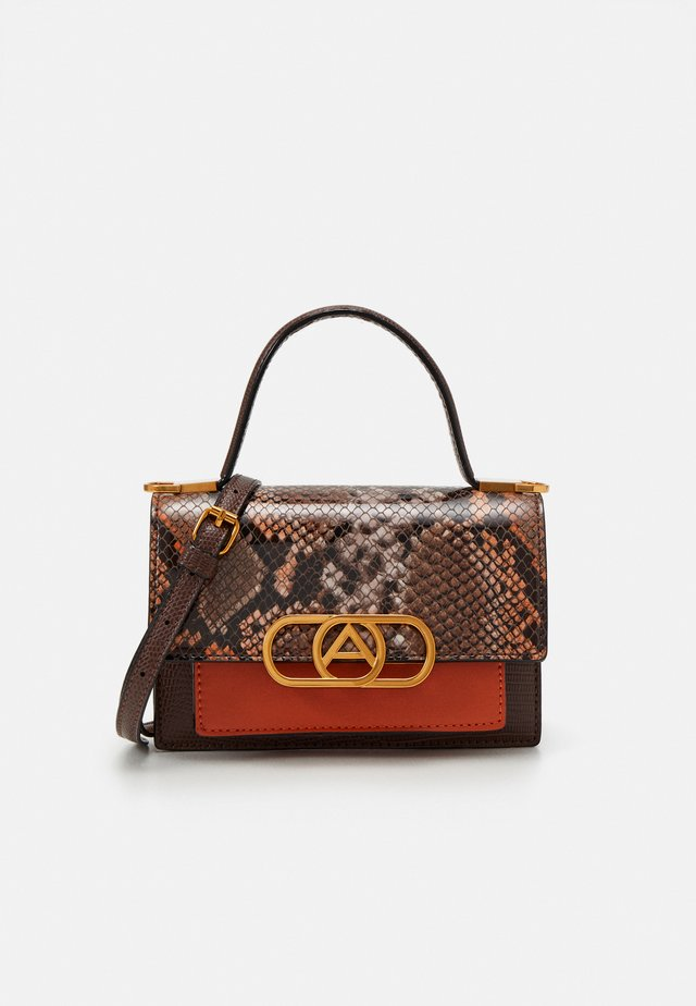 YBAOWIEL - Handbag - dark orange