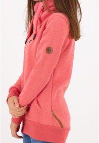 alife & kickin - VIVIANAK - Zip-up hoodie - candy - 4