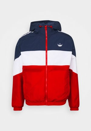 SPIRIT PADD  - Winterjacke - dark blue/white