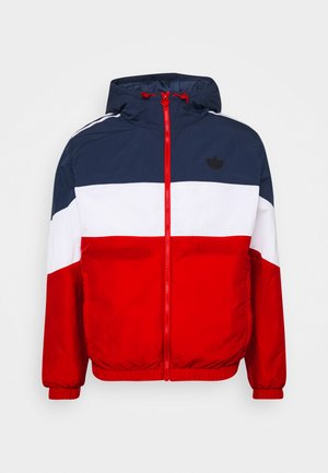 SPIRIT PADD  - Winter jacket - dark blue/white
