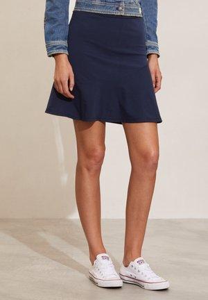 SWEEP - Mini skirt - deep navy