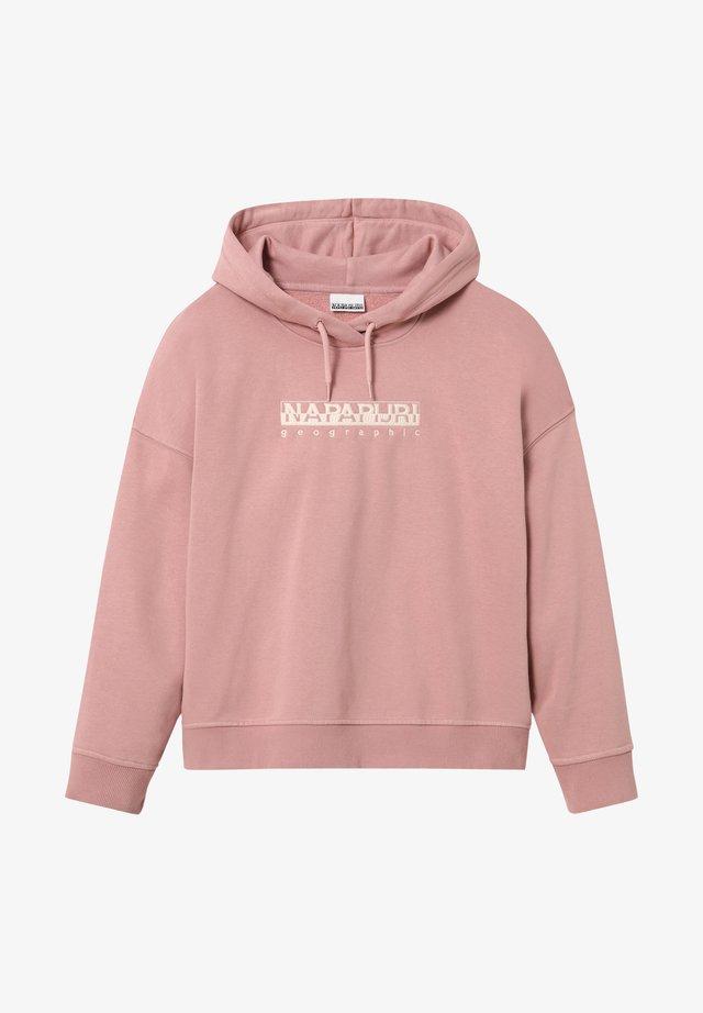 BEBEL  - Hoodie - pink woodrose