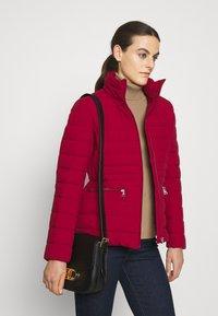 Lauren Ralph Lauren - INSULATED - Down jacket - chili - 4