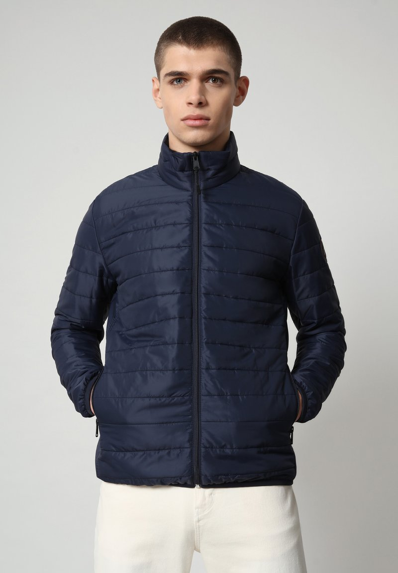 Napapijri - ACALMAR - Winter jacket - blu marine