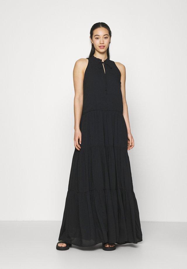 YASVELO DRESS - Maxi šaty - black
