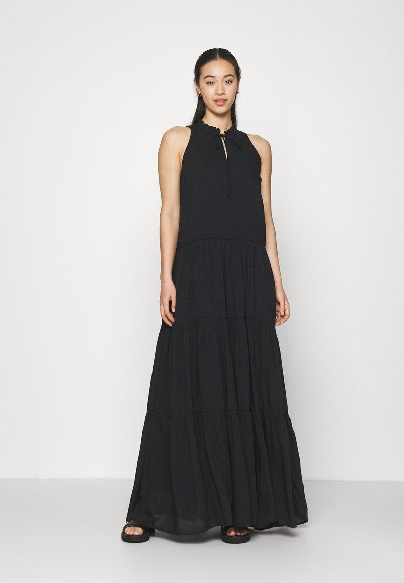 YAS - YASVELO DRESS - Maxi dress - black