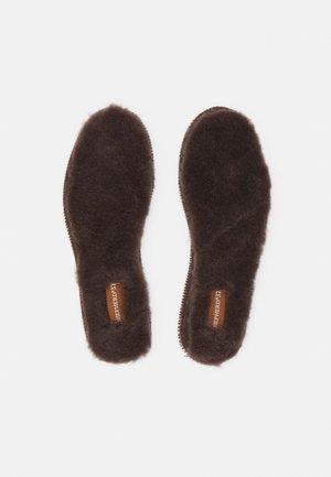 MOHEDA - Vložky do bot - brown