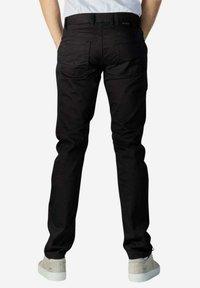 ALBERTO Pants - Slim fit jeans - black - 1