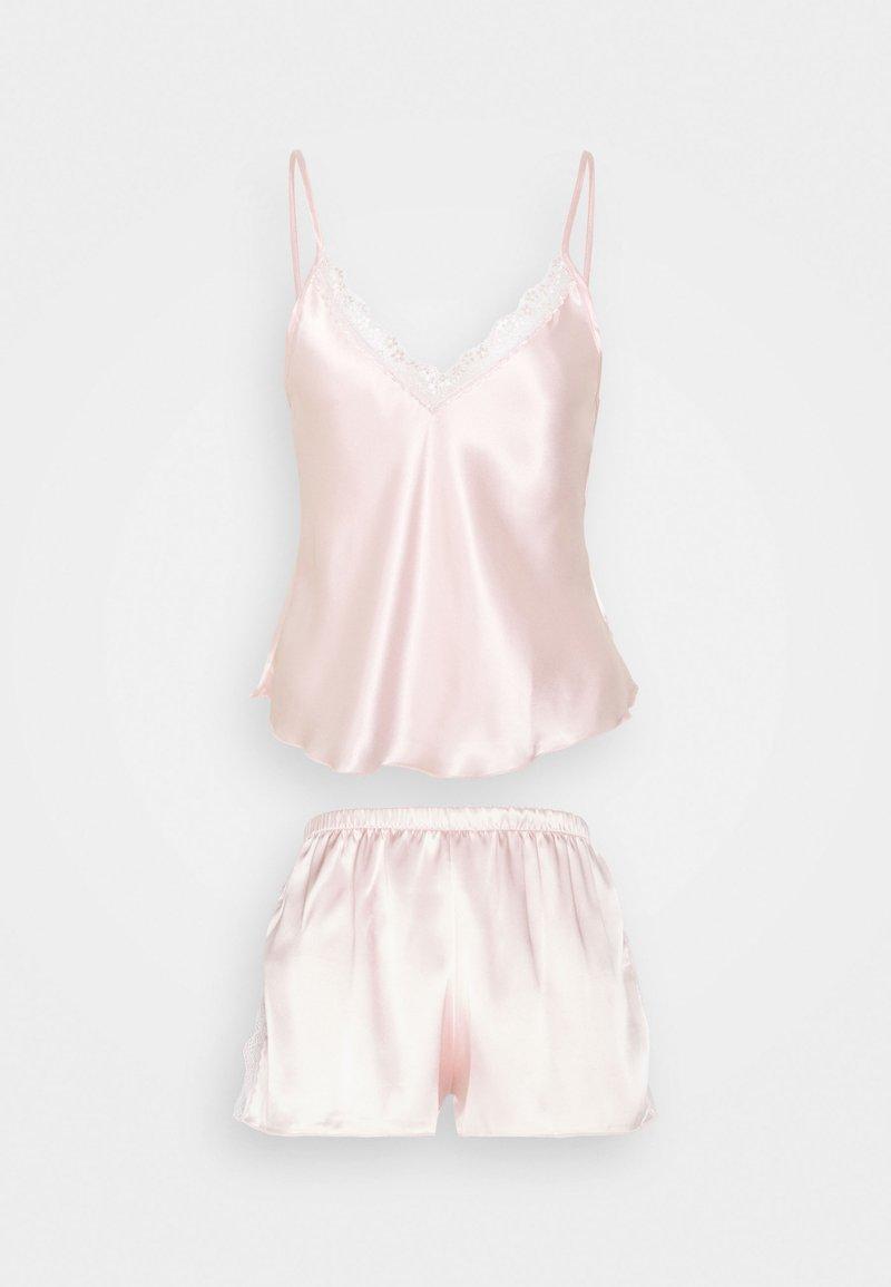 Trendyol - SET - Pyjamas - powder