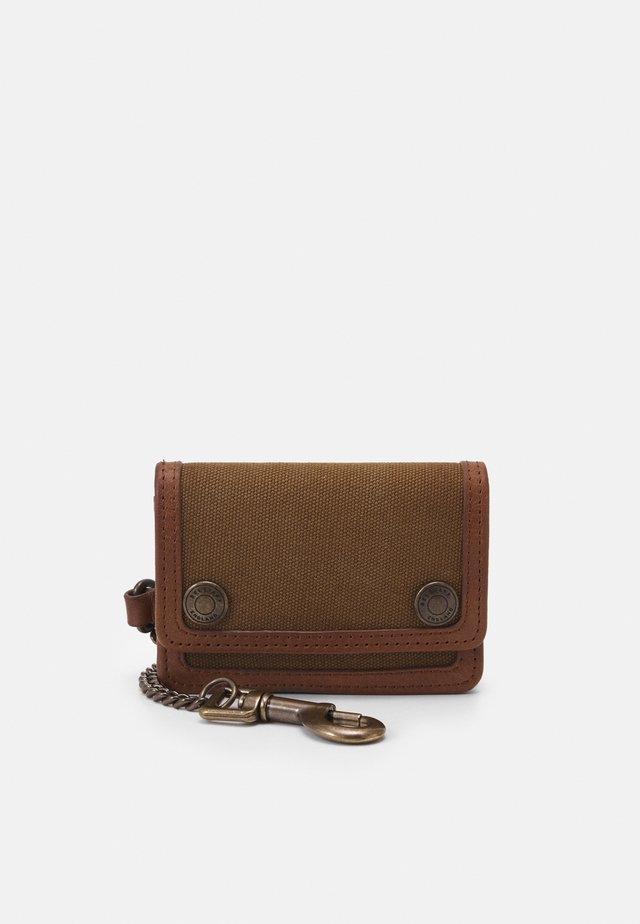 CHESTER UNISEX - Wallet - brown