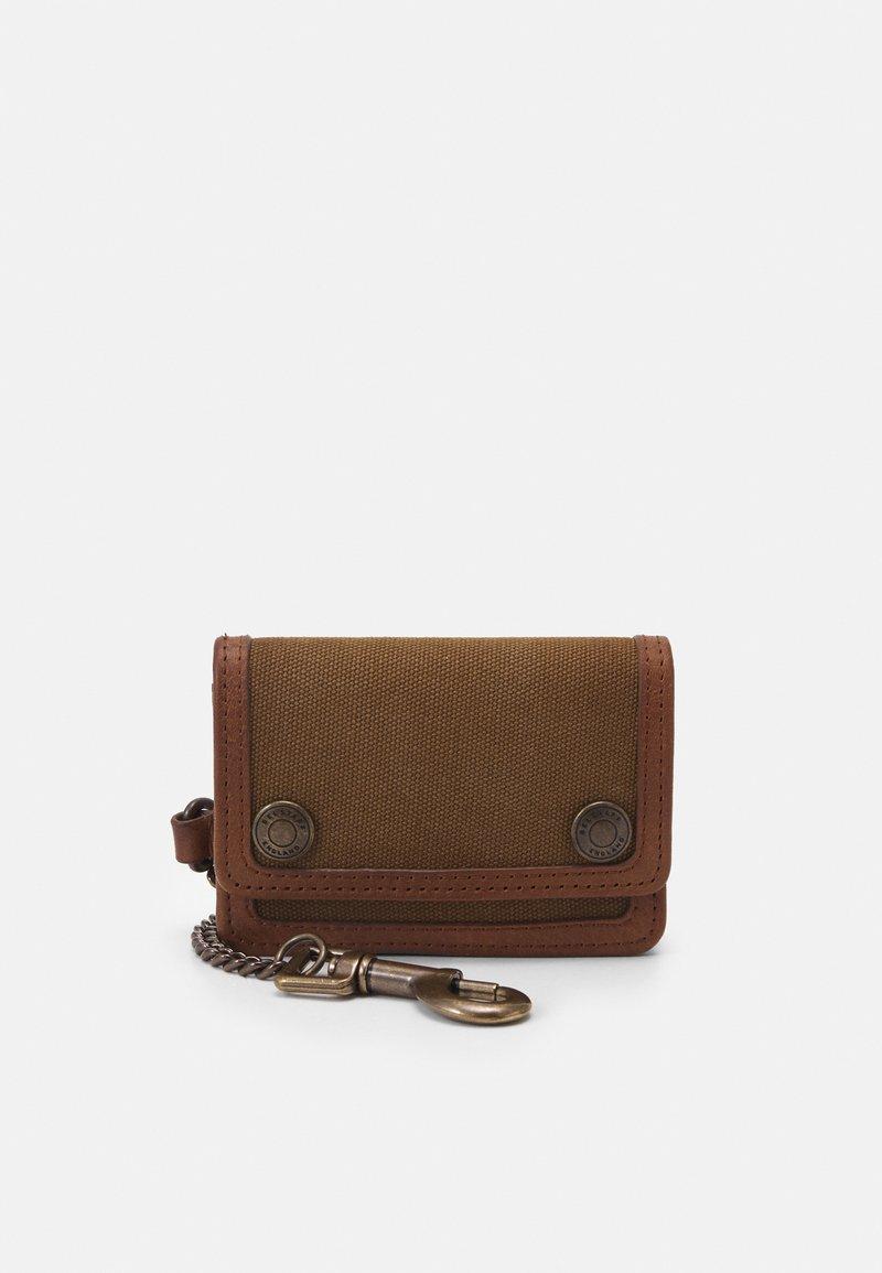 Belstaff - CHESTER UNISEX - Wallet - brown