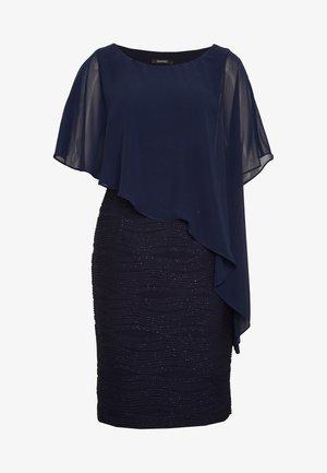 Koktejlové šaty/ šaty na párty - dark blue