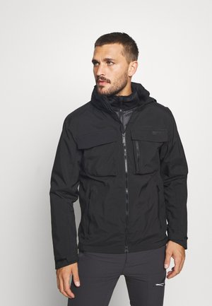 SHRIGLEY 2-IN-1 - Chaqueta outdoor - black