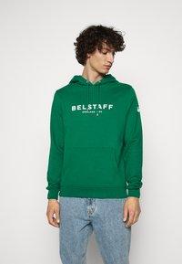Belstaff - Hoodie - miller green - 0