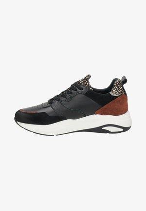 FARO - Sneakers laag - zwart