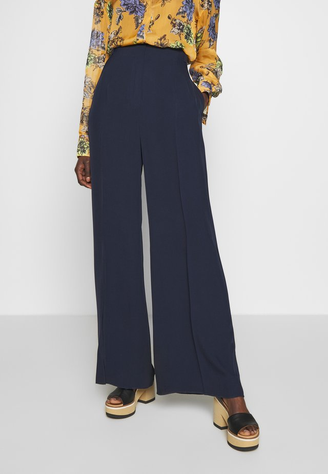 AMALFI - Pantalon classique - blau