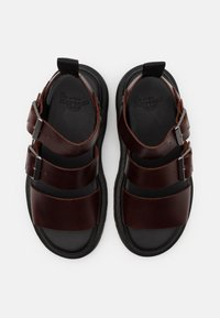 Dr. Martens - GRYPHON - Sandals - charro brando - 3