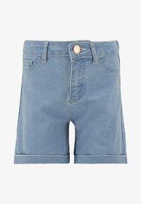 DeFacto - Denim shorts - blue - 0