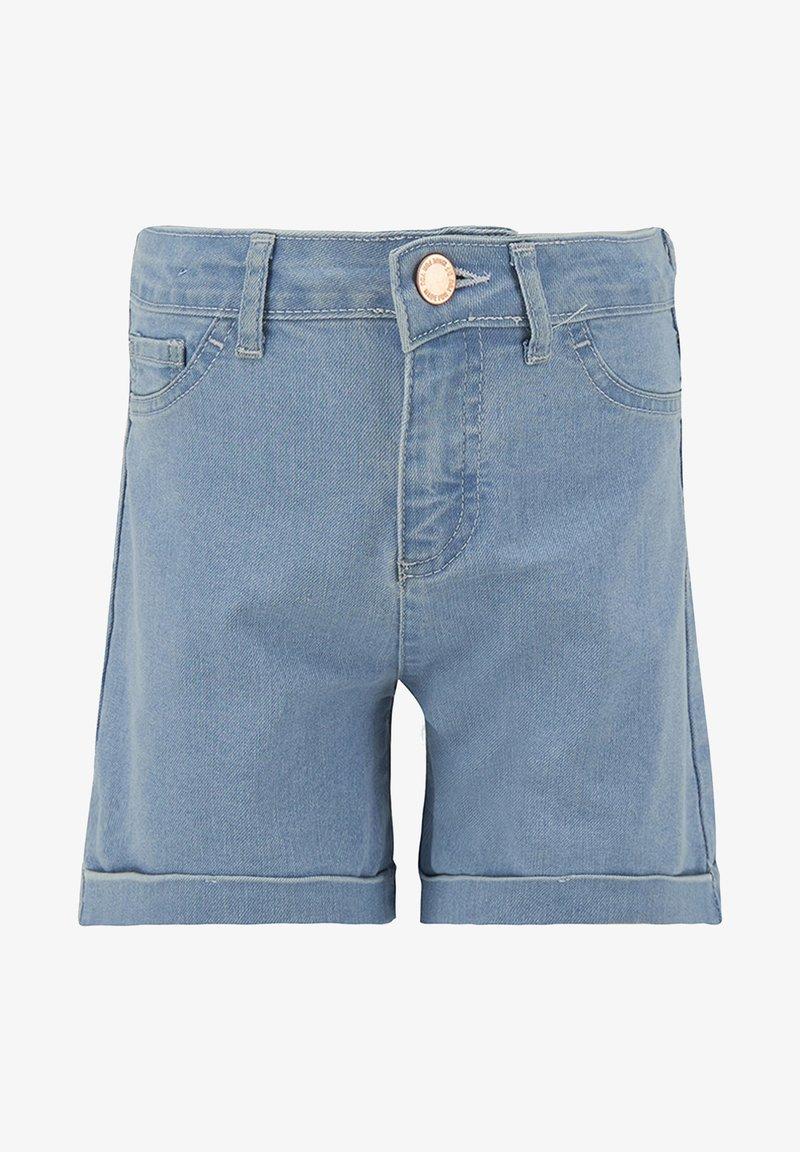 DeFacto - Denim shorts - blue