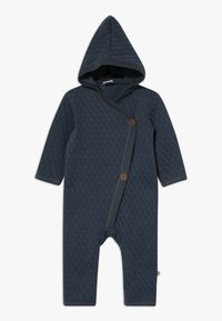 Müsli by GREEN COTTON - QUILT SUIT - Jumpsuit - midnight - 0