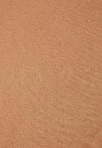 Repeat - TRIANGLE SCARF - Foulard - camel - 2