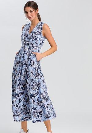 Maxi dress - light blue varied