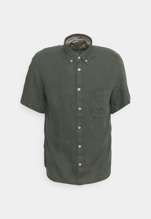 BUTTON DOWN SHORT SLEEVE - Overhemd - mangrove