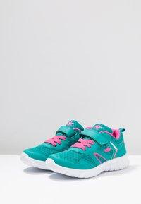 LICO - SKIP  - Sneaker low - türkis/pink - 3