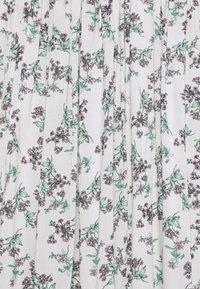 Replay - DRESS - Maxi dress - natural white/rose/green - 6