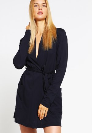 Dressing gown - dark blue