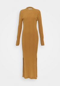 Holzweiler - HADELAND DRESS - Sukienka dzianinowa - light brown - 5