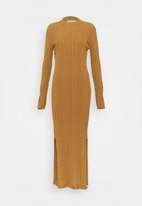 HADELAND DRESS - Jumper dress - light brown