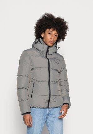 CRINKLE - Winter jacket - pewter